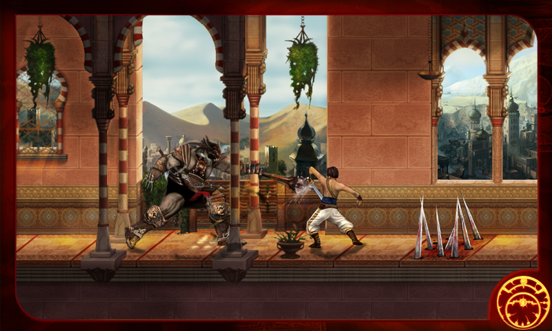 Prince Of Persia Classic Appstore For Android