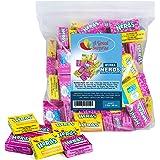 Nerds Candy Mini Boxes - Wonka Nerds Candy , Strawberry and Lemonade Wild Cherry Assortment, 3 LB Bulk Candy