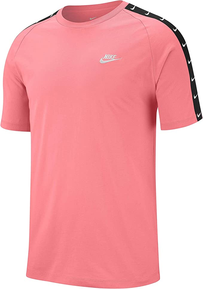 NIKE M NSW tee Hbr Swoosh 2 Camiseta, Hombre: Amazon.es: Ropa y accesorios