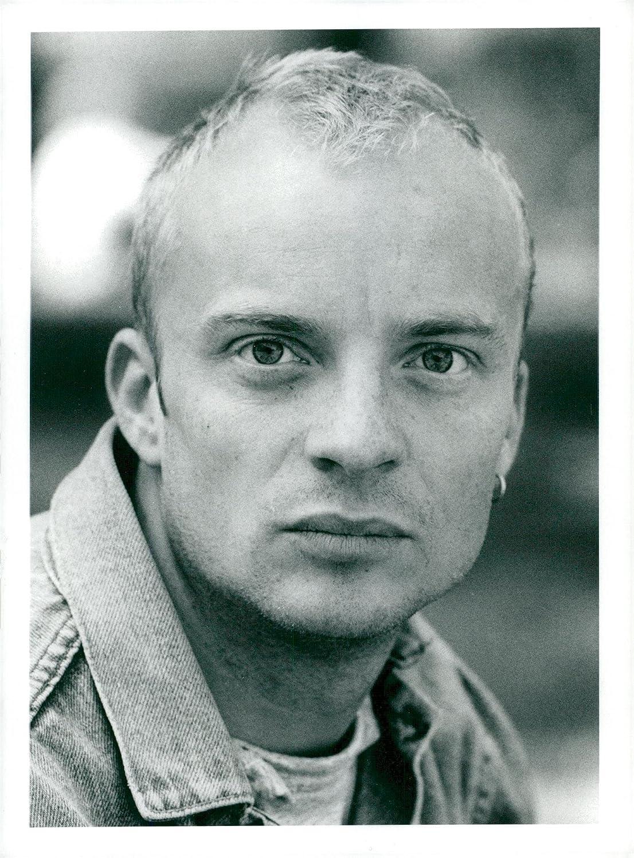 Amazon Com Vintage Photo Of Jonas Gardell Author
