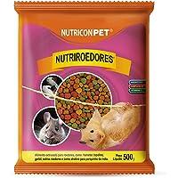 Nutriroedores 500gr Nutricon Para Hamster Adulto