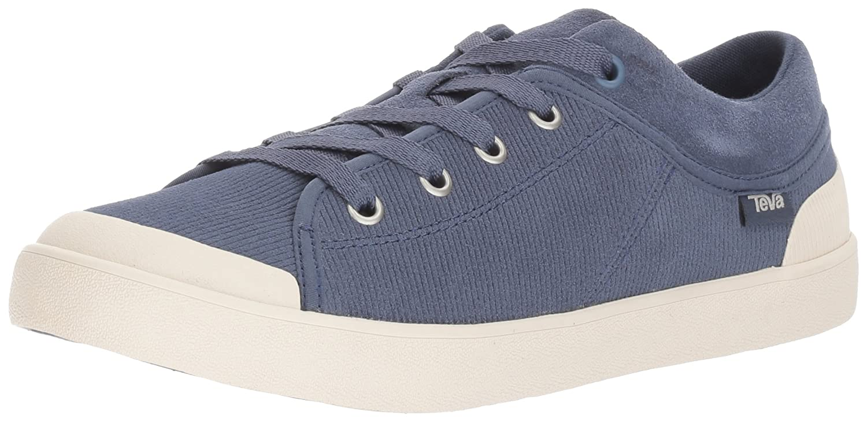 Teva Women's W Freewheel Corduroy Shoe B01N9JDI70 9.5 B(M) US|Vintage Indigo