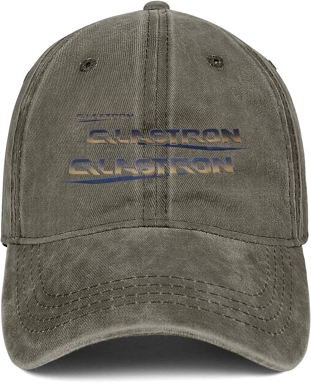 Snapback Mens Womens Adjustable Denim Hip Hop Caps Dad Hat Genuine-Factory-Glastron-Logo