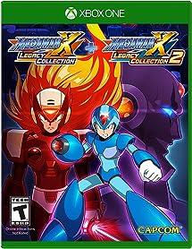 Mega Man X Legacy Collection 1 2 Xbox One Amazon Com