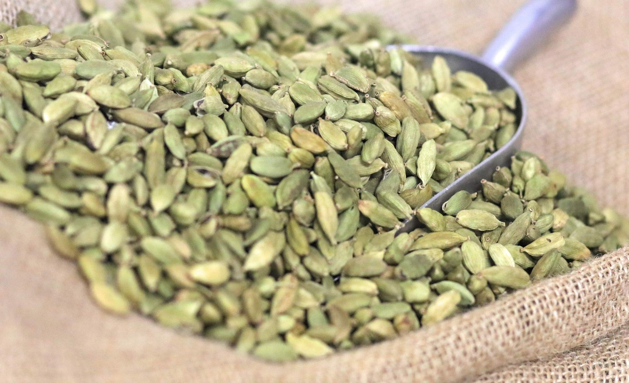 11 LB CARDAMOM WHOLE GREEN NO 1 by TMCS (Image #1)