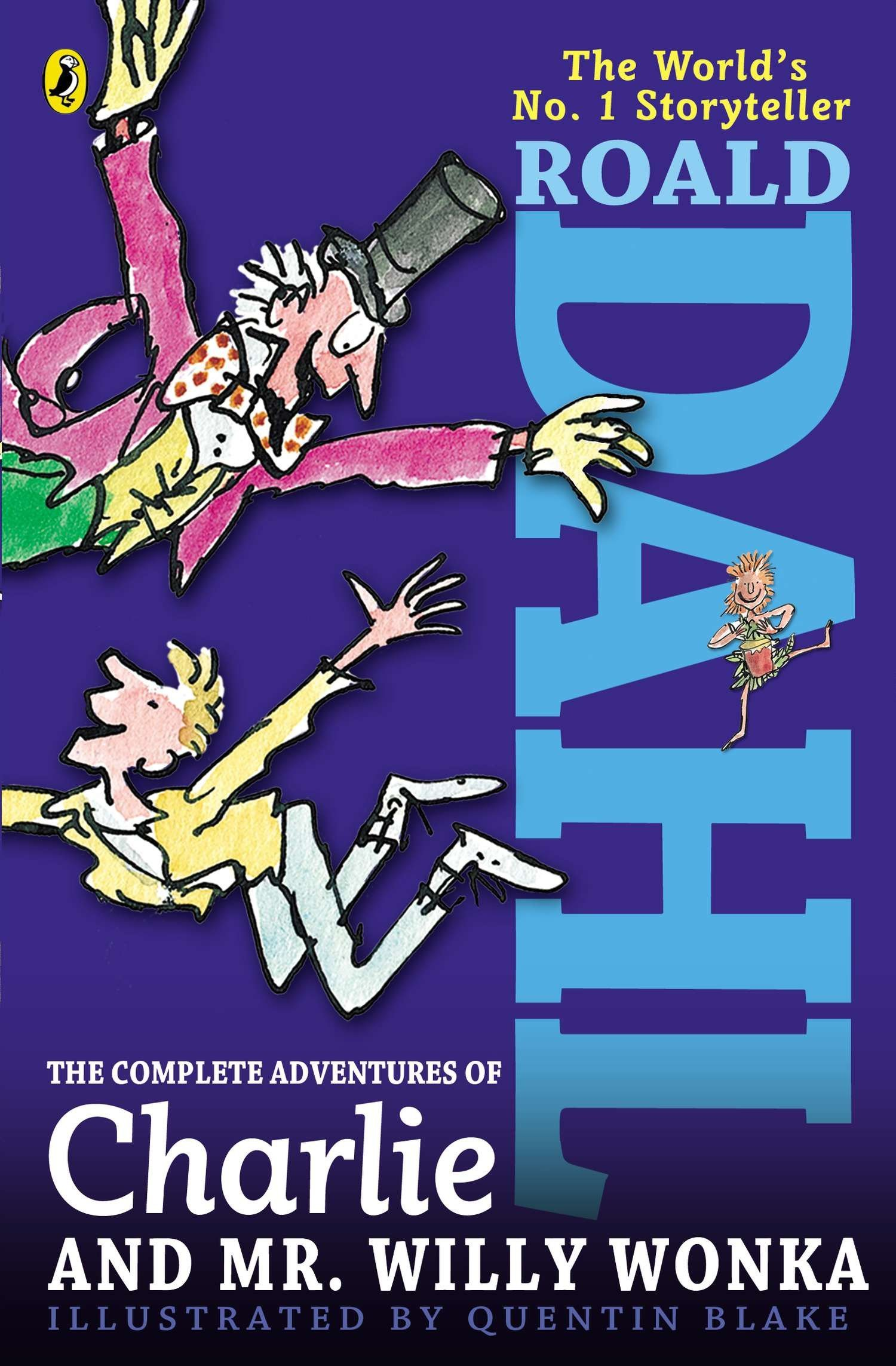 The Complete Adventures of Charlie and Mr. Willy Wonka ebook