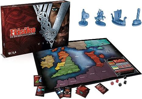 Winning Moves 11590 Risiko Vikings - popular experiencia de serie reúne el famoso juego de estrategia, juego de sociedad. , color/modelo surtido: Amazon.es: Juguetes y juegos
