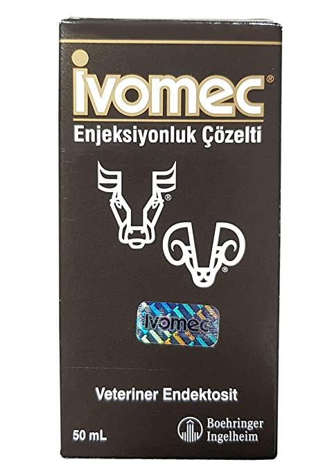 Amazon.com   50ml Injectable Ivomec   Horse Dewormers   Pet Supplies 9ad780624