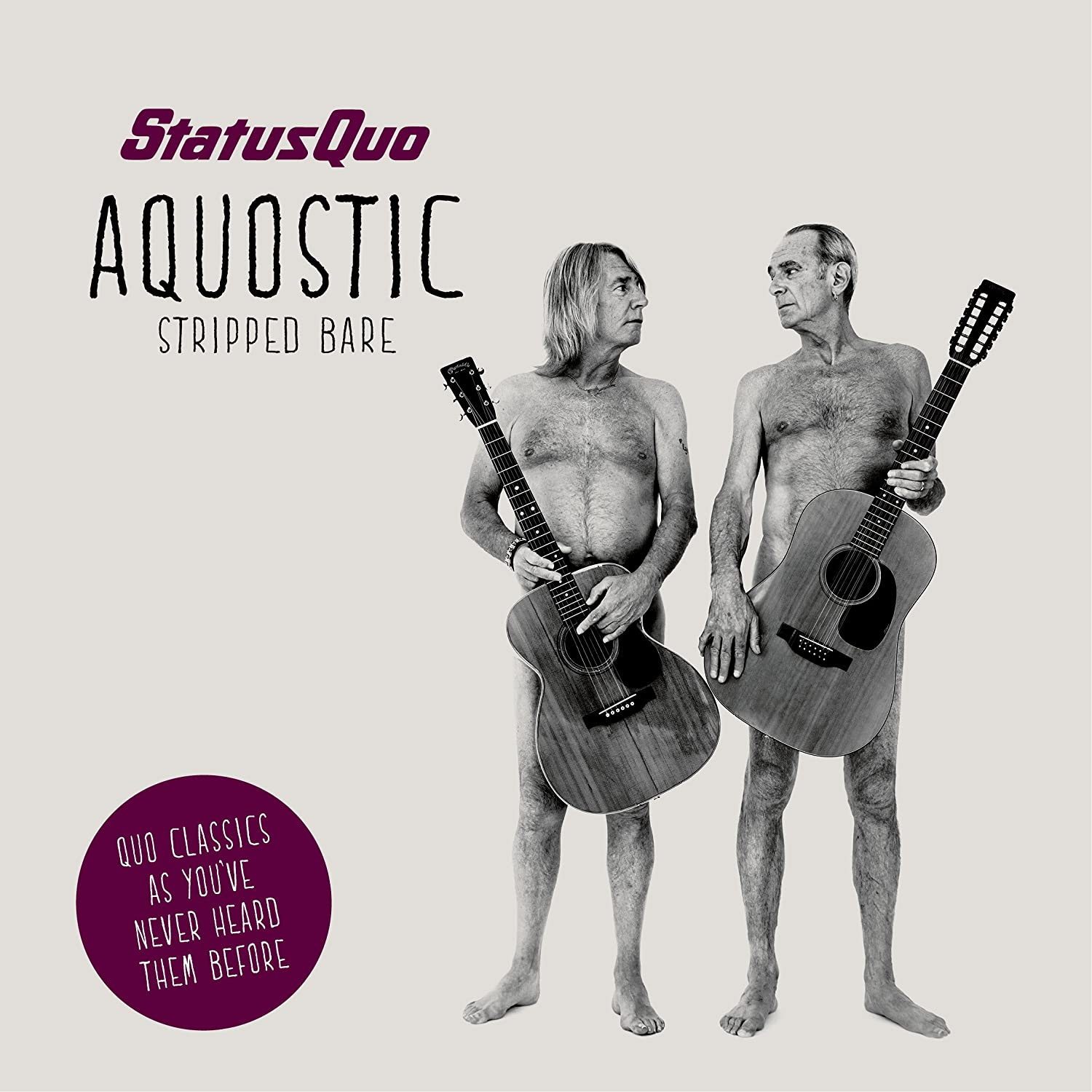 Status Quo - Aqoustic (Stripped Bare) (2014)