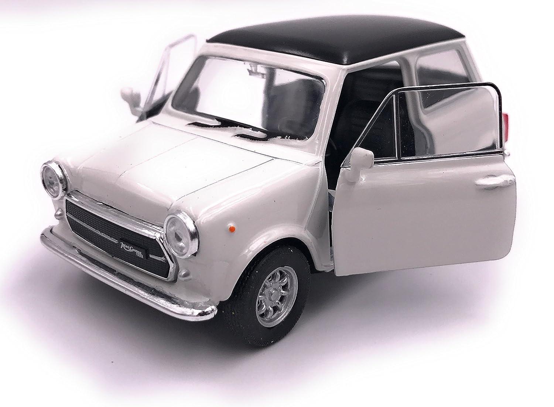 Welly Mini Cooper 1300 Model Car Auto License Prodotto 1: 34-1: 39 Bianco