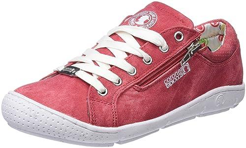 Coronel Tapioca Zapatos deportivos T3080-5 rojo para mujer 3bNcOt