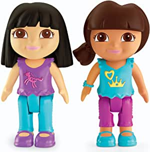 Fisher-Price Nickelodeon Dora the Explorer, Dora & Me, Black Hair