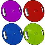 Balance-Board »Gyro« / Der ideale Kreisel für Physiosport / Physiotherapie. Mit dem Wackelbrett trainiert bzw. stärkt man das Körpergleichgewicht & die Körper-Koordination. Auch einsetzbar als Therapiekreisel / Koordinations Board für Fitness und Spielspaß / Durchmesser ca. 40cm & Höhe ca. 10cm