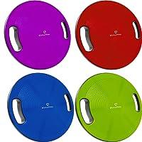 Balance-Board Durchmesser 40cm & Höhe 10cm Kreisel für Physiosport / Physiotherapie. Wackelbrett für Körpergleichgewicht & die Körper-Koordination - Therapiekreisel / Koordinations Boards »Gyro«