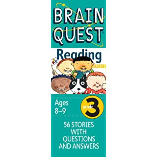 Brain Quest Grade 3 Reading (Brain Quest Decks)