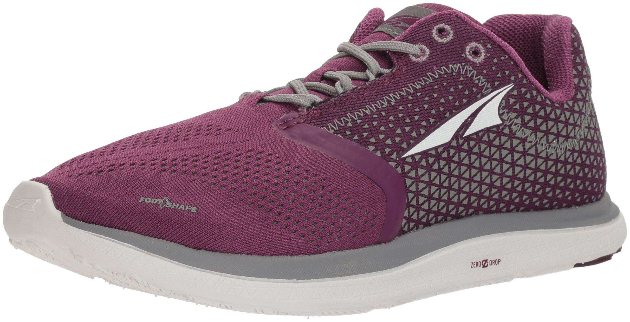 Altra Women's Solstice Sneaker, Purple, 5.5 Regular US by Altra (Image #1)