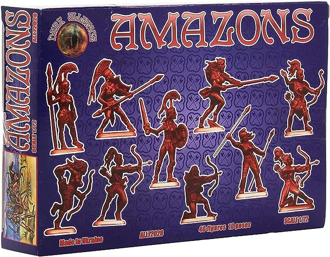 Amazon Com Plastic Model Kit Amazons Set 1 1 72 Alliance 72020 Home Improvement