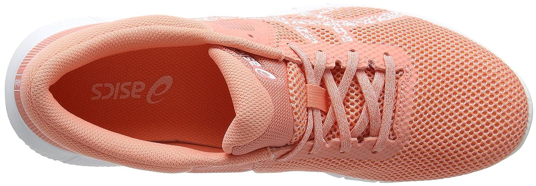 Asics Damen Nitrofuze Mehrfarbig 2 Laufschuhe, schwarz Mehrfarbig Nitrofuze (Pink 001) 4cdd4c