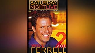 Saturday Night Live (SNL) The Best of Will Ferrell Vol 2
