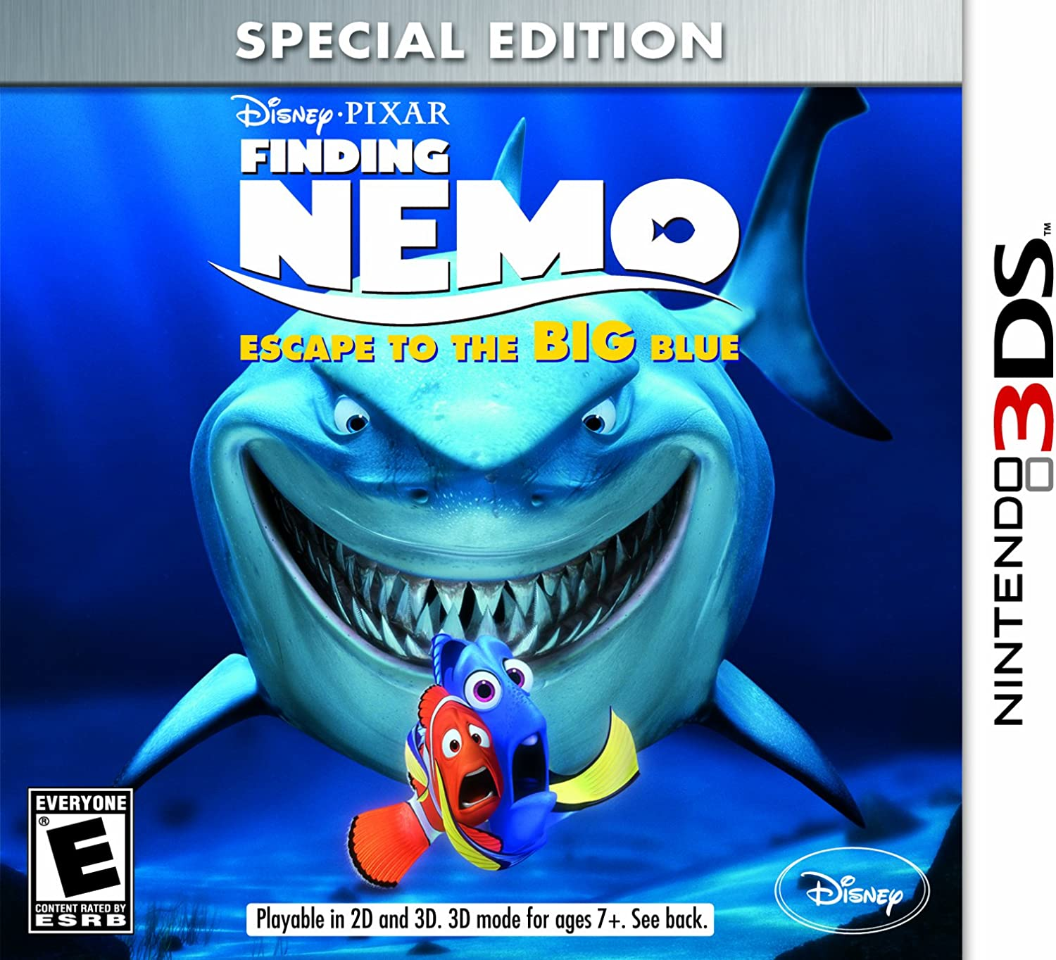 Amazon Finding Nemo Escape to the Big Blue Special Edition