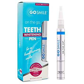 Go Smile Teeth Whitening Pen With Carbamide Peroxide Clinically Proven 1 3ml Kosher Teeth Treatment