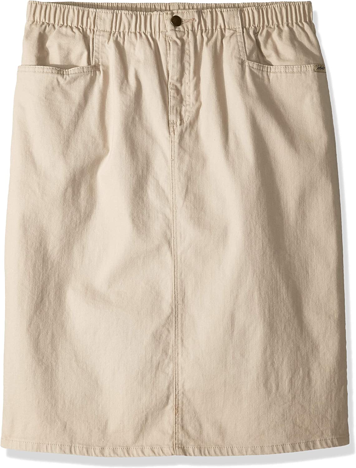 Chic Sale SALE% OFF Classic Collection Women's Skirt L-Pocket Shipping included Stretch Denim