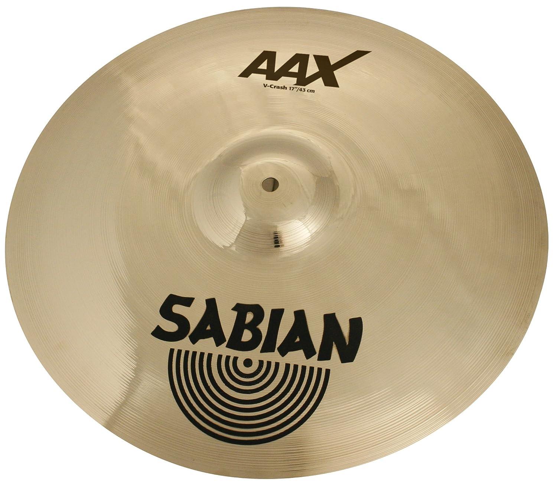 Sabian/AAX AAX-17VCS-B [V-Series Crash 17 ] B00716AO1G