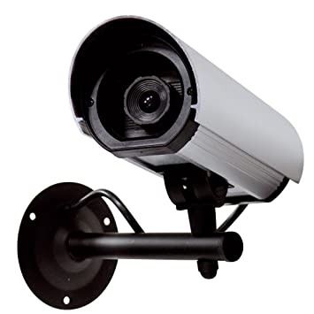 Cámara de vigilancia falsa - (BN 204828-66)