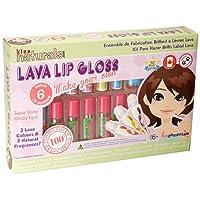 Fundamentals Kiss Naturals DIY Lava Lip Gloss Making Kit