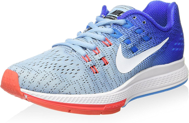 Nike 806584-401, Zapatillas de Trail Running para Mujer, Azul (Bluecap/White-Racer Blue-Blue Glow), 44 EU: Amazon.es: Zapatos y complementos
