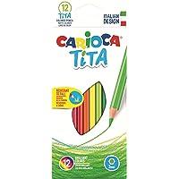 Carioca Tıta Kuru Boya Kalemi 12'li