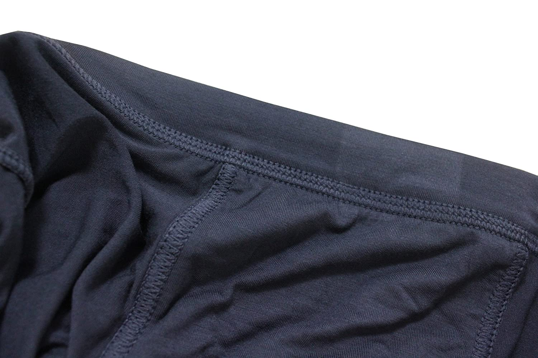 Glestore Mens Boxers Shorts 4 5 Pack MT0911 Elasticated Waist Breathable Grey Black Navy Blue