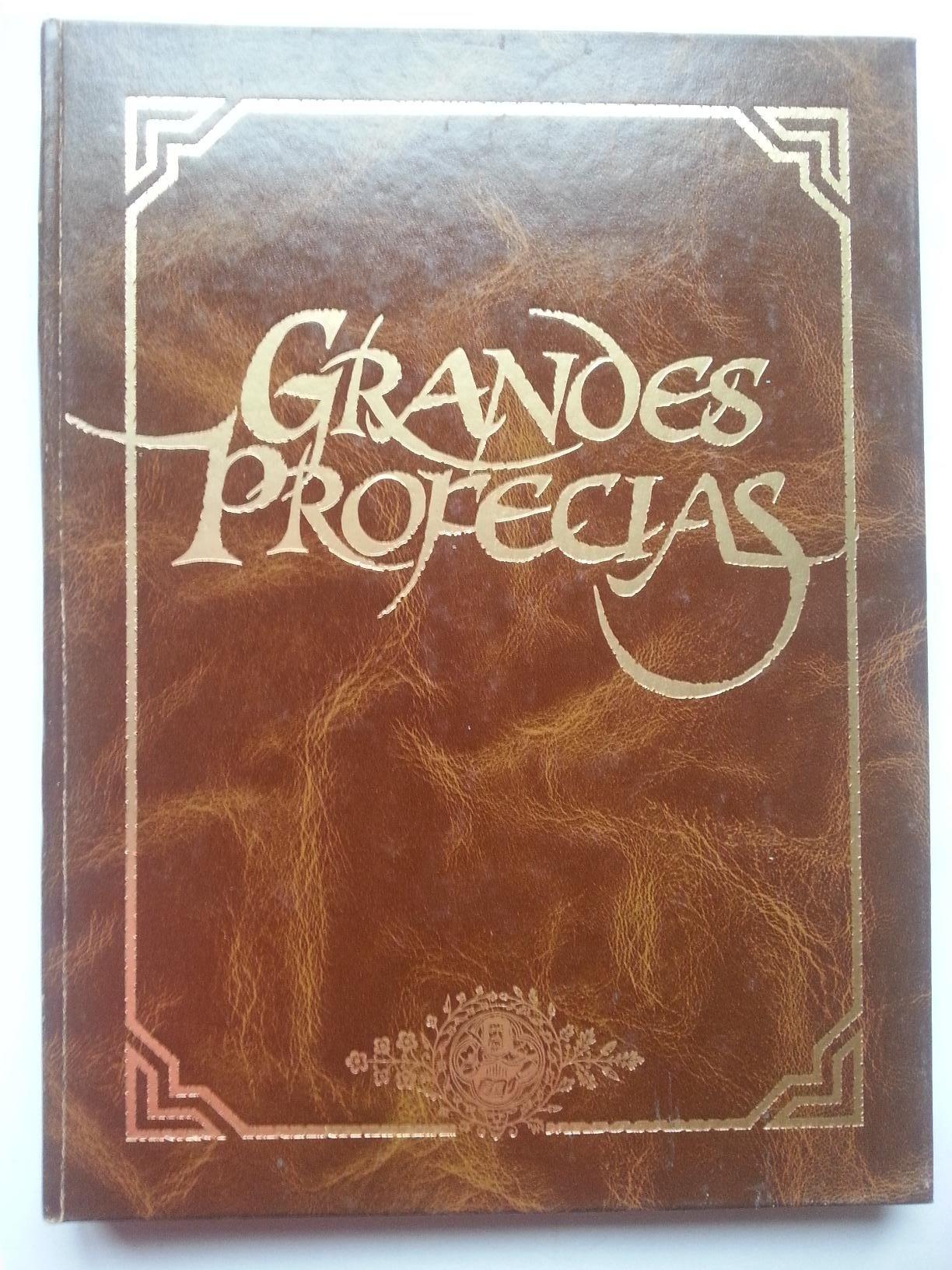 Grandes profecías. 4 tomos. De Nostradamus a Averroes.: VV ...