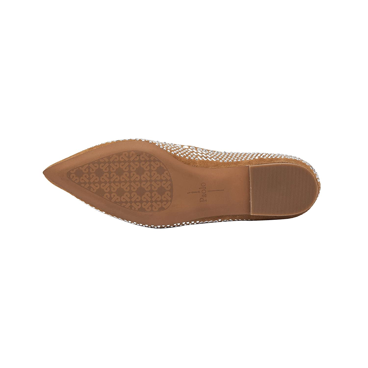 Linea Paolo Portia | Stud Adorned Suede Slip-On Moc Slipper B07DMBJN9Y Comfortable Flat (New Fall) B07DMBJN9Y Slipper 6.5 M US|Toffee Suede 4d77f3