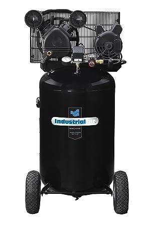 Industrial Aire ila1683066 30-gallon hierro fundido aceite lubricante para compresor de aire: Amazon.es: Bricolaje y herramientas