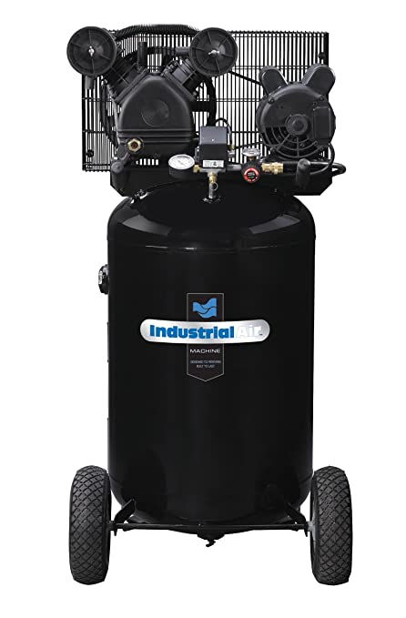 Industrial Aire ila1683066 30-gallon hierro fundido aceite lubricante para compresor de aire