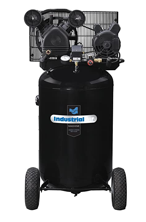 compresor industrial. industrial air ila1683066 30-gallon cast iron oil lube compressor compresor i