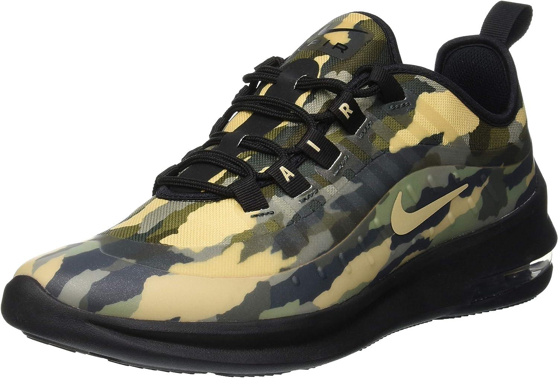 Kids Camo Running Shoes Gs Nike Air Max Axis Print
