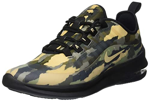 first rate 4f625 a4c41 Nike Girls Air Max Axis Print (gs) Running Shoes, (Black Mushroom
