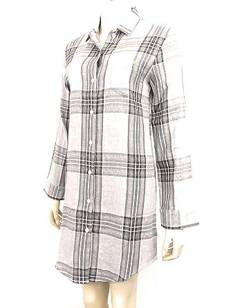 Emporio Armani - Chemise de Nuit - Femme  Amazon.fr  Vêtements et  accessoires 90f80dbd3fa