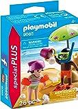 Playmobil 9085 - Bambini in Spiaggia, 2 Pezzi