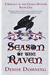 Season of the Raven (A Servant of the Crown Mystery Book 1) Kindle Edition
