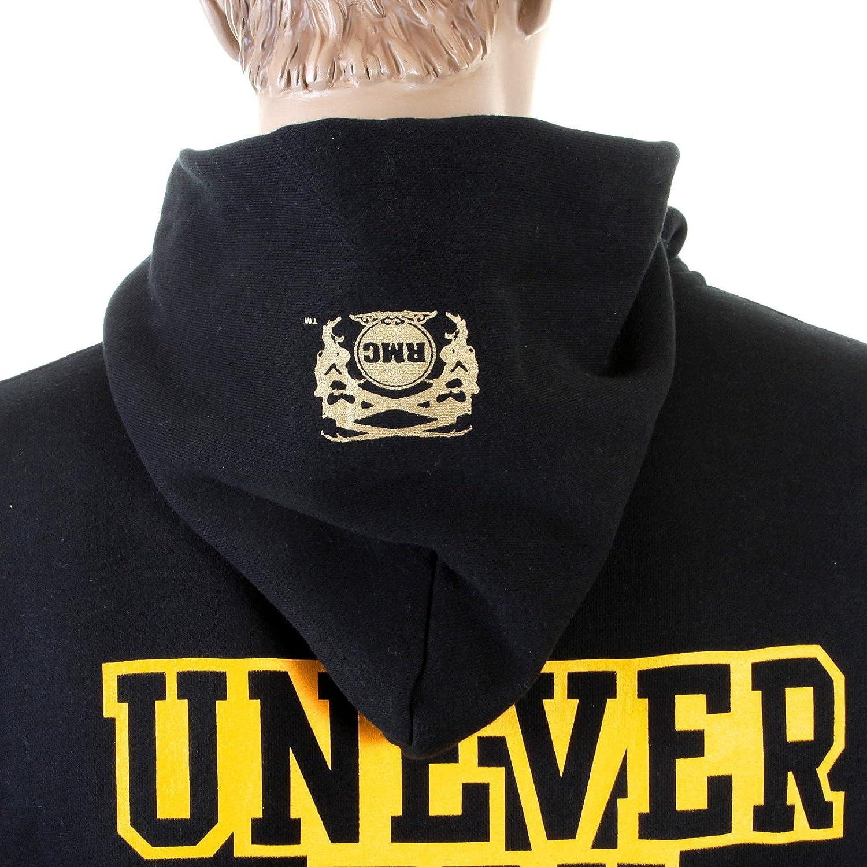 RMC Martin Ksohoh Black Untunk Over Head Hooded Sweatshirt REDM0911