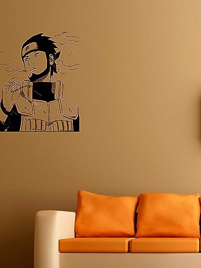 Amazon.com: Asuma Sarutobi Vinyl Wall Decals Ninja Konoha ...