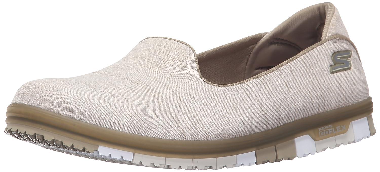 Amazon.com | Skechers Performance Women's Go Mini Flex Walking Shoe, Taupe,  6 M US | Walking