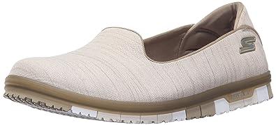 Skechers Performance Women's Go Mini Flex Walking Shoe,Taupe,6 ...