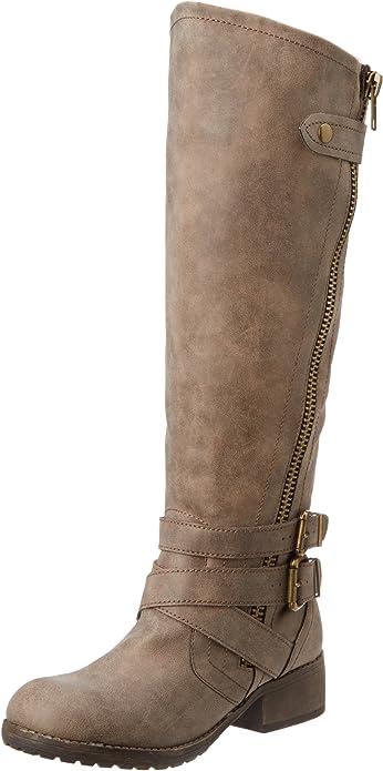 Madden Girl Women's Master Boot | Knee-High