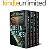 The Queen of Spades Series: Books 1-4: The Queen of Spades Boxset Book 1 (Queen of Spades Thrillers)