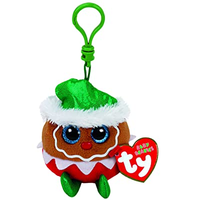 Ty TY35108 - Beanie Boo's - Porte-Clé Fruitcake le Biscuit