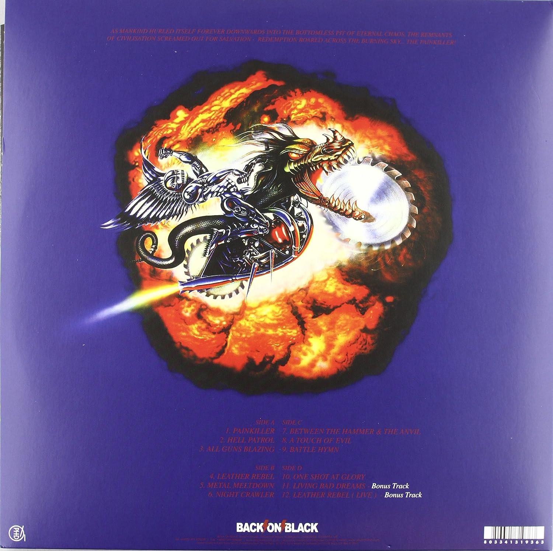 Painkiller : Judas Priest: Amazon.es: Música